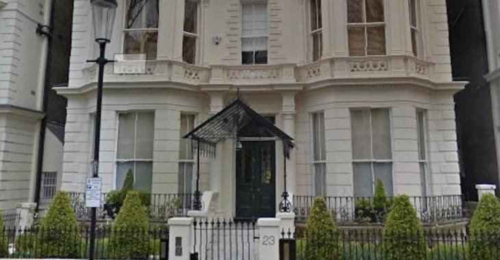 Jetez un oeil à la somptueuse demeure londonnienne de David et Victoria Beckam