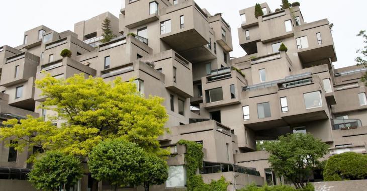 Une unité d'origine d'Habitat 67 est à vendre pour 1 790 000$