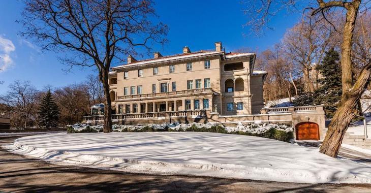 La demeure la plus chère au Québec est à vendre pour 40 millions!