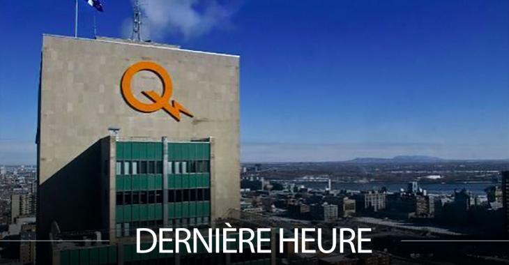 Hausse de tarifs de près de 1% pour tous les clients d'Hydro-Québec