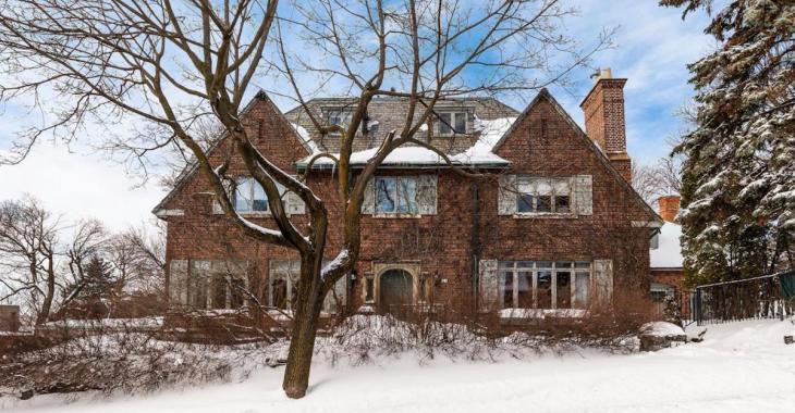 Stephen Shiller, un des fils des pubs « Au bon marché », vend une de ses nombreuses demeures pour 8,5 millions $