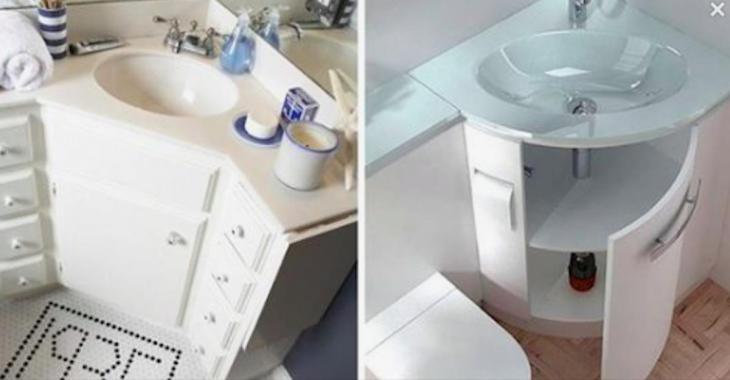 Des idées d'aménagements astucieux pour faire paraitre votre salle de bain plus grande