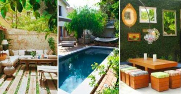 16 idées inspirantes d'aménagements de jardin