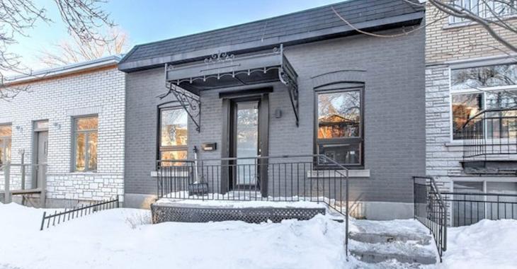 Magnifique « shoebox » dans le quartier Rosemont, à Montréal
