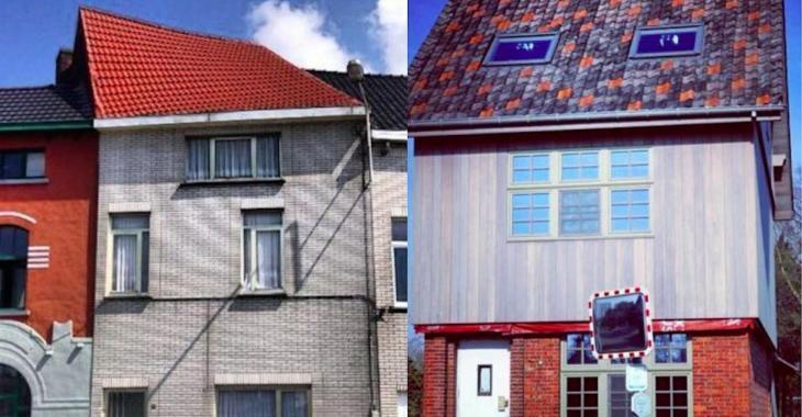 Pour certains, ces 15 maisons sont originales. Pour d'autres, elles sont tout simplement... affreuses!
