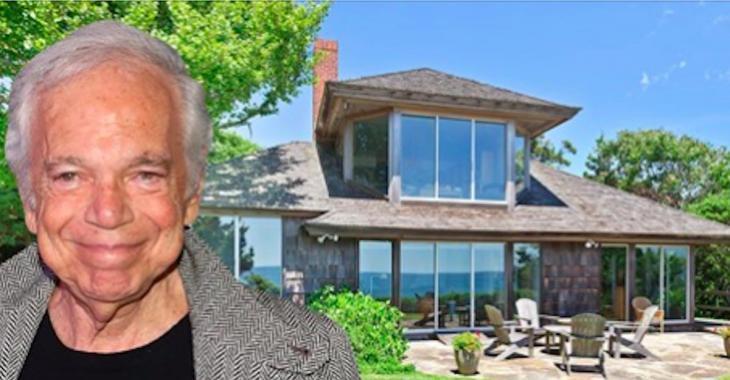 Le célèbre couturier Ralph Lauren achète la maison d'un défunt écrivain dans les Hamptons pour 16 000 000$.