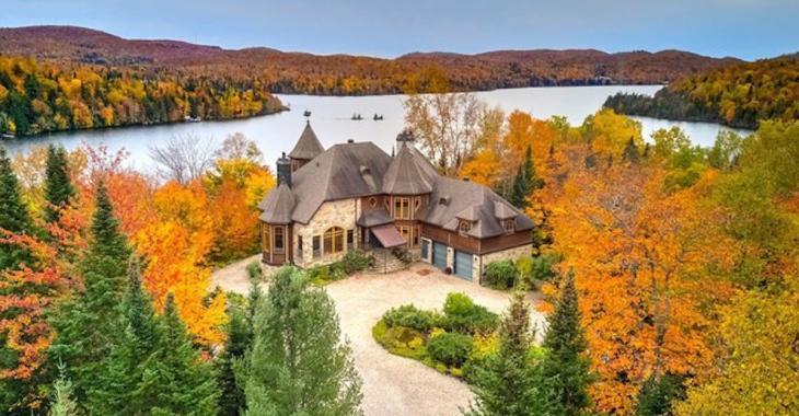 Cette vue imprenable pourrait être à vous pour 1 498 000$!
