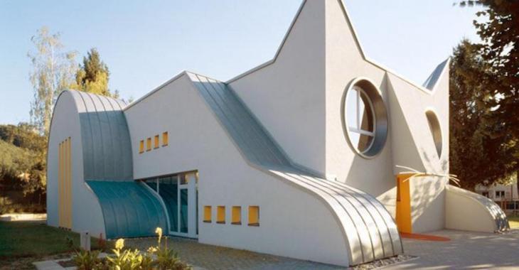 Ces élèves allemands ont l'école la plus originale qui soit!