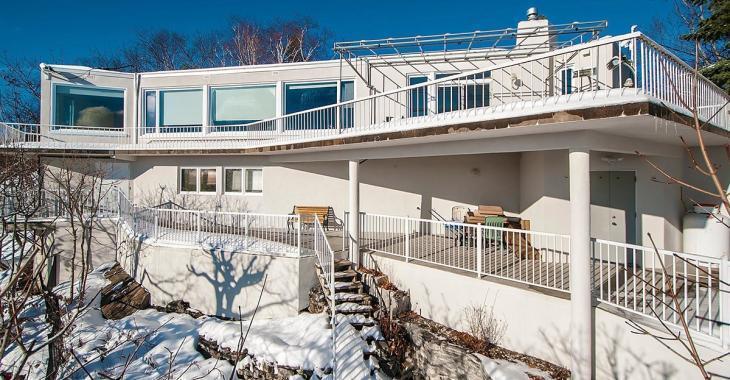 Le maire Labeaume a finalement vendu sa maison pour 1,2 M$