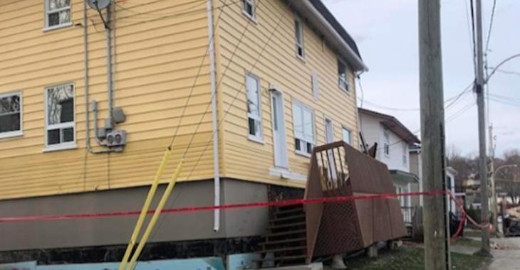 Une centaine de maisons de Sainte-Marie de Beauce seront transformées en espaces verts, suite aux inondations