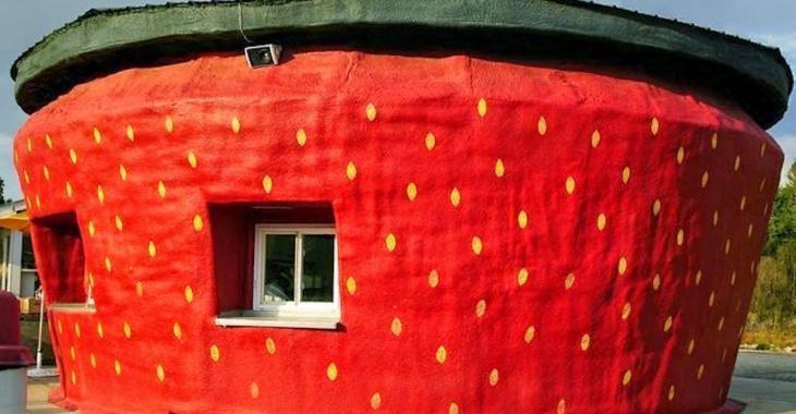 10 maisons vraiment étonnantes que tout le monde ne voudrait pas habiter!