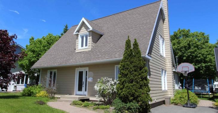 La maison du principal suspect dans l'affaire Desjardins est à vendre