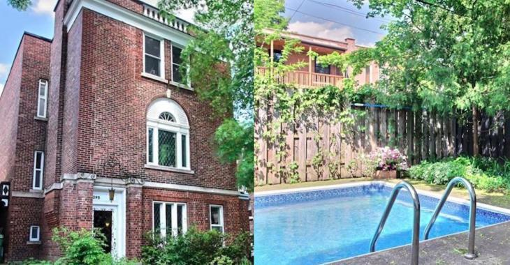 Maison d'époque à vendre dans un secteur recherché de Montréal