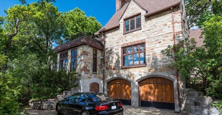 Vie de manoir dans Wesmount, pour 4 898 000$