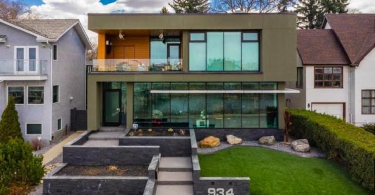 La maison la plus chère de Saskatoon est à vendre