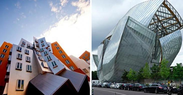 20 bâtiments de l'architecte Frank Gehry qui semblent provenir de films de science-fiction!
