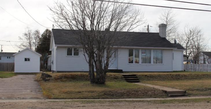 Cette maison est à vendre à très bon prix, mais...