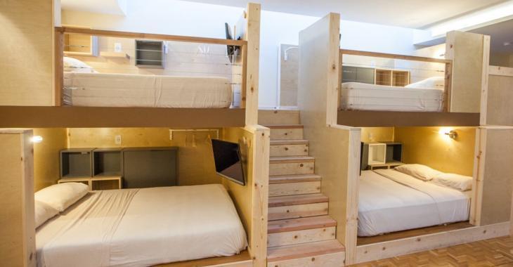 Le coût du logement est tellement élevé à San Francisco que des locataires paient 1 200$ par mois pour des lits superposés