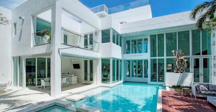 Un ex participant d'Occupation double veut louer ou vendre sa superbe maison de Fort Lauderdale