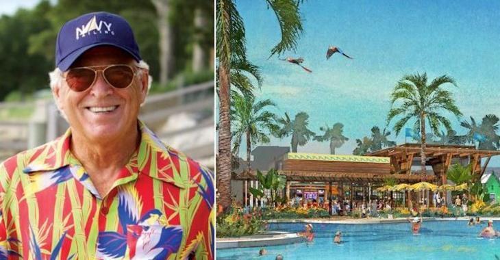 Le chanteur Jimmy Buffett ouvre des communautés de retraités sous le soleil
