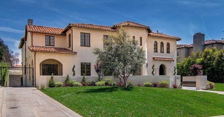On demande 7 950 000$ pour cette maison de rêve à Los Angeles