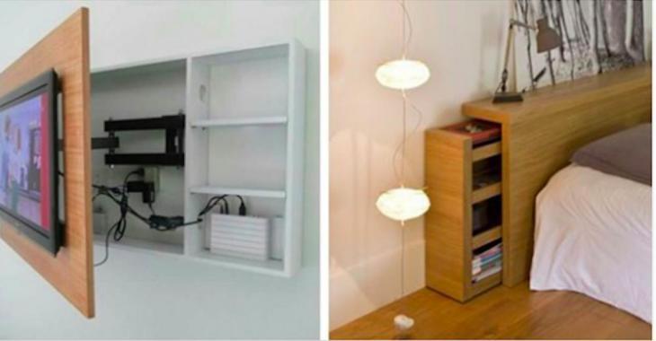 15 moyens intelligents et économiques de créer plus d'espace dans votre logis