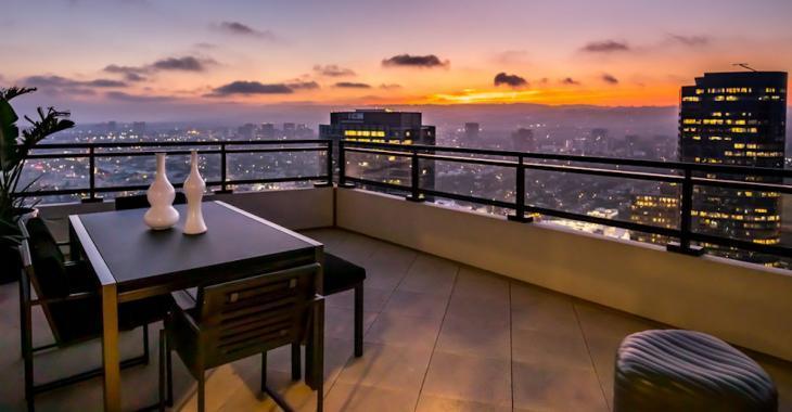 Le Penthouse de Matthew Perry, de la série Friends, arrive sur le marché pour 35 000 000$ US