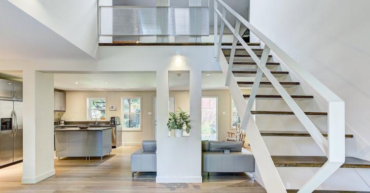Splendide maison à l'intérieur modernisé, au coeur du Mile-End