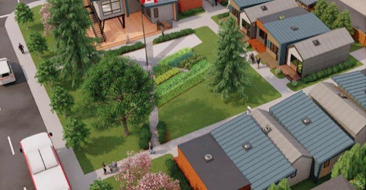 Les anciens combattants canadiens sans abri auront un village de micro-maisons juste pour eux cet automne