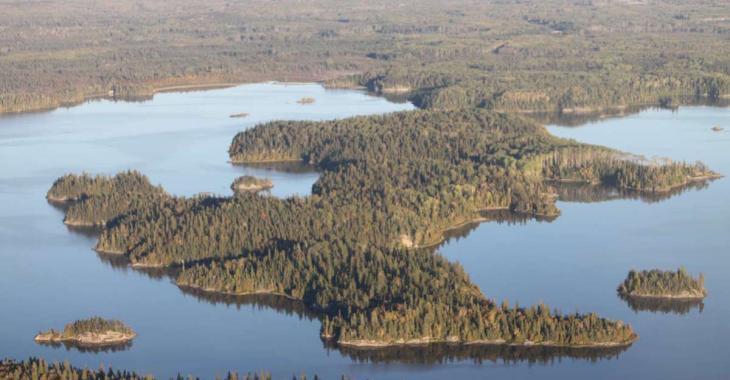 Une occasion unique: l'île Moukmouk est à vendre!