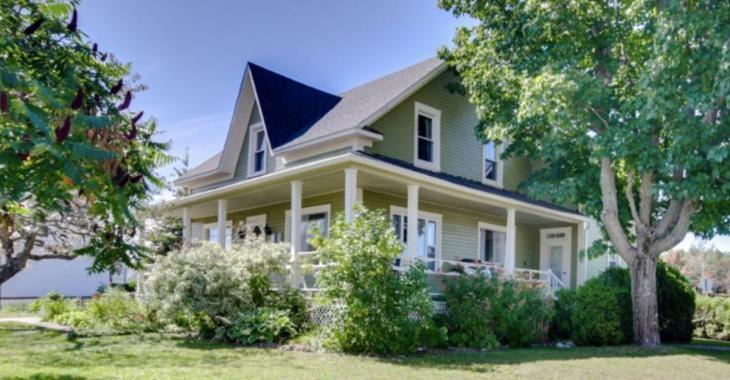 Magnifique maison ancestrale à vendre à moins de 175 000 $