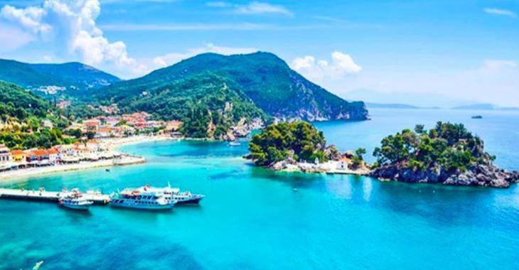 Vous avez une grande famille? Cette île grecque pourrait vous payer pour y déménager!