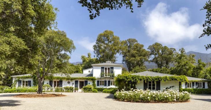 L'ancienne maison de Drew Barrymore est à vendre pour 9,95 millions de dollars
