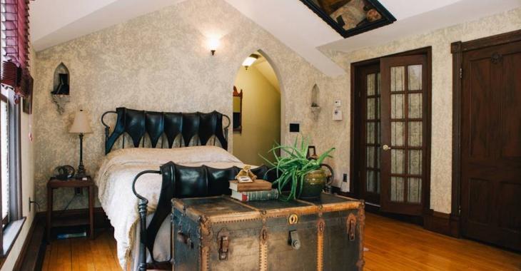 À la recherche d'un hébergement qui sort de l'ordinaire pour vos prochaines vacances? Pourquoi ne pas louer… un lieu hanté?