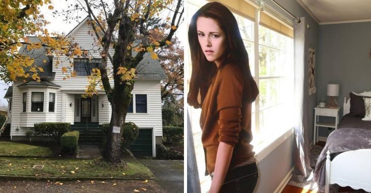 Vous pouvez passer la nuit dans la maison où a été tournée la saga Twilight