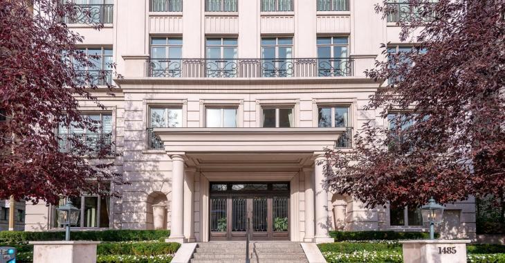 Voyez à quoi ressemble un spacieux condo à vendre dans l'un des édifices les plus prestigieux de Montréal