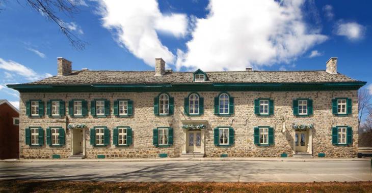 Le vieux palais de justice «hanté» de L'Assomption est à vendre