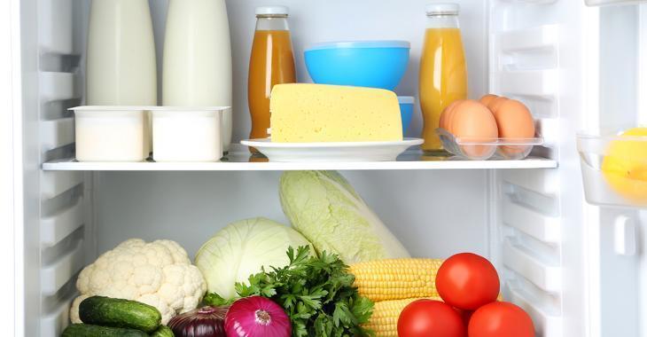 Les aliments à jeter et à conserver après une panne d'électricité