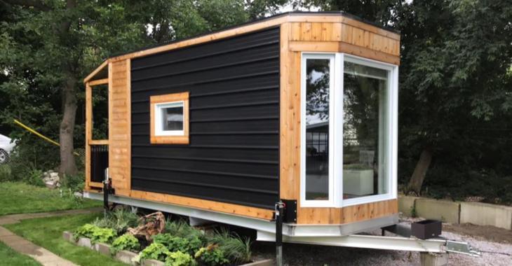 Mini maison à vendre 45 000 $ et le prix est négociable