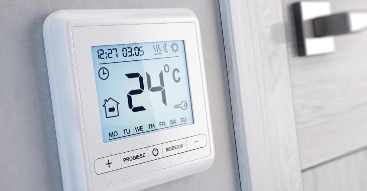 À quelle température devriez-vous chauffer chaque pièce de la maison pour être confortable en hiver?