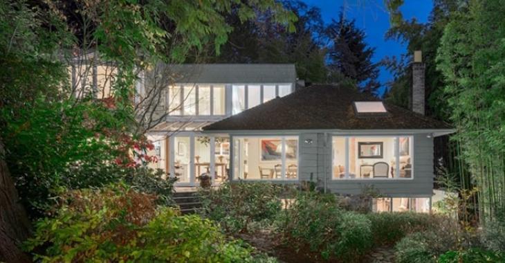 La maison de Chong du duo Cheech et Chong est à vendre