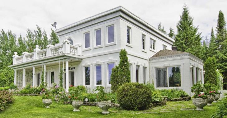 Une maison à vendre à Val d'Or fait beaucoup jaser avec un intérieur hors de l'ordinaire