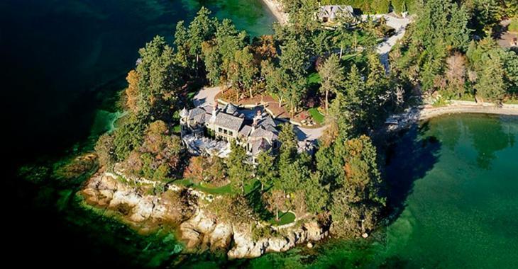 À VOIR! Voici la maison où Meghan Markle et le Prince Harry ont passé Noël au Canada
