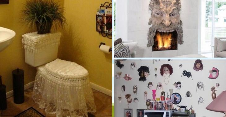 18 horribles trouvailles photographiées par des courtiers immobiliers