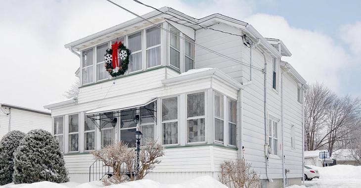 Vente de succession: maison de 4 chambres à 130 000$ idéale pour une famille