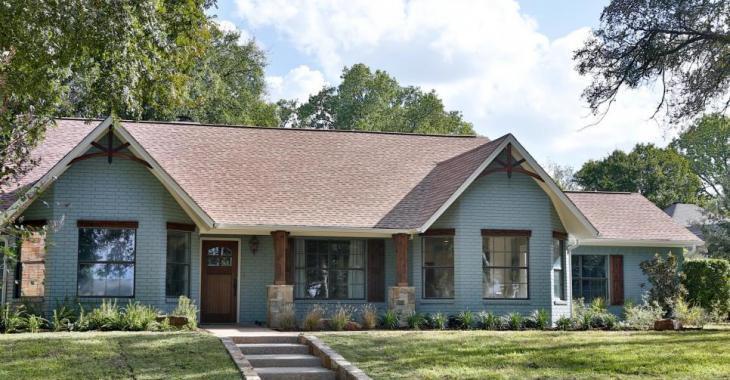 Chip et Joanna Gaines ont encore une fois fait une superbe transformation avec cette maison