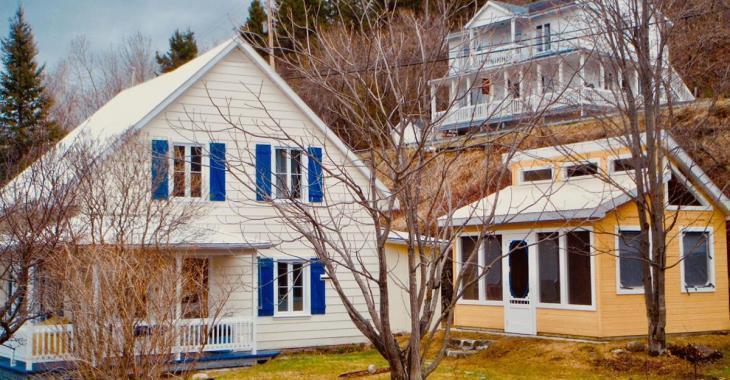 Jolie maison de 1923 avec beaucoup de cachet à moins de 170 000$