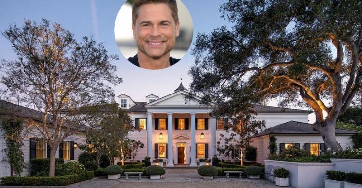 Rob Lowe vend sa prestigieuse résidence de 42.5 millions de dollars