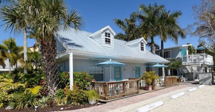 Ces charmantes maisons de plage nous donnent envie de nous évader du froid