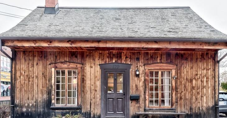 Superbe maison ancestrale à vendre à La Prairie